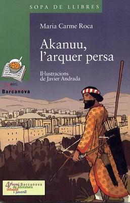 Akanuu, l'arquer persa