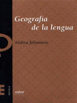 Geografía de la lengua